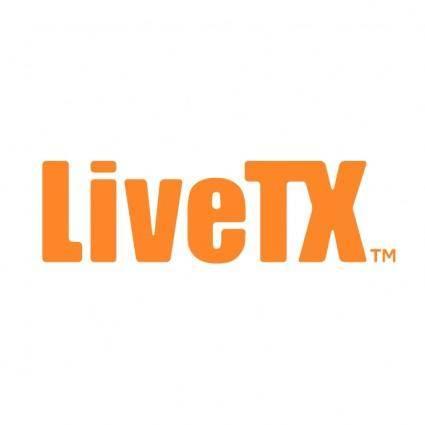 free vector Livetx