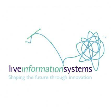 free vector Live information systems