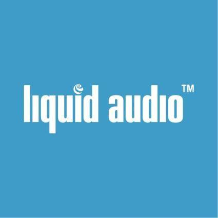 free vector Liquid audio