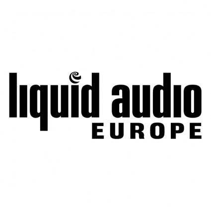 free vector Liquid audio 3