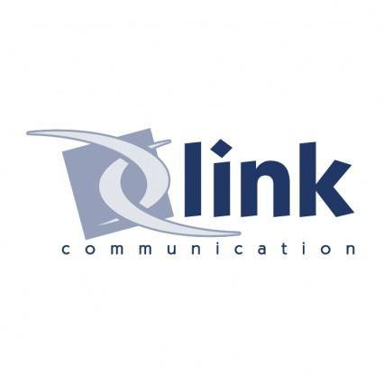free vector Link communication