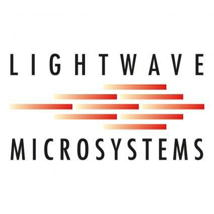 Lightwave microsystems