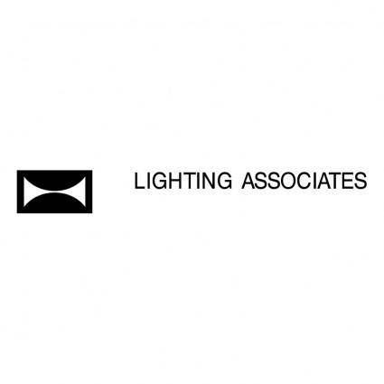 free vector Lighting associates