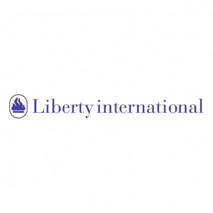 free vector Liberty international