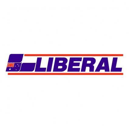 free vector Liberal party australia