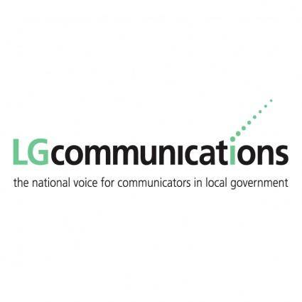 free vector Lgcommunications