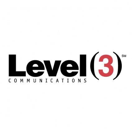 free vector Level 3 communications