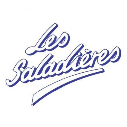 free vector Les saladieres