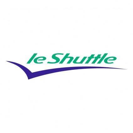 Le shuttle 0