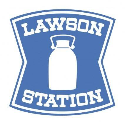 free vector Lawson station