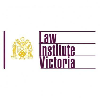 free vector Law institute of victoria