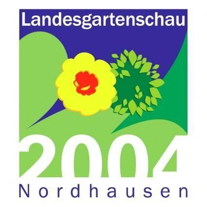 free vector Landesgartenschau nordhausen