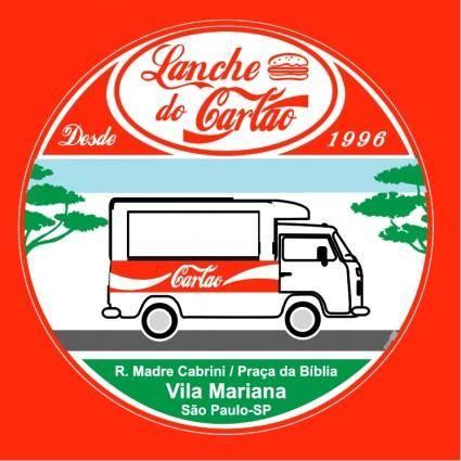 free vector Lanche do carlao