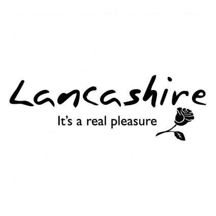 free vector Lancashire 1