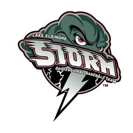 free vector Lake elsinore storm