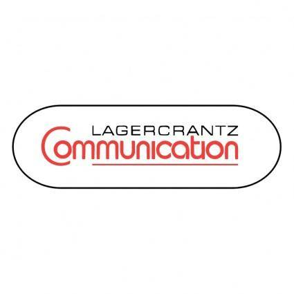 Lagercrantz communication