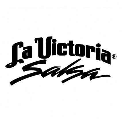 free vector La victoria salsa