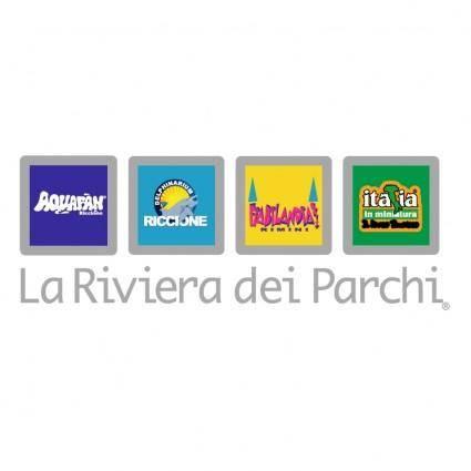 free vector La riviera dei parchi