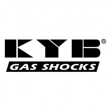 free vector Kyb gas shocks