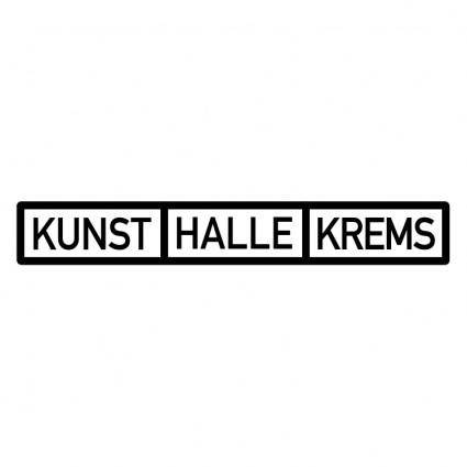 free vector Kunst halle krems