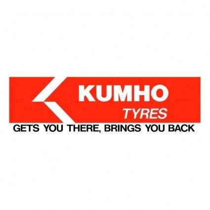 free vector Kumho tyres