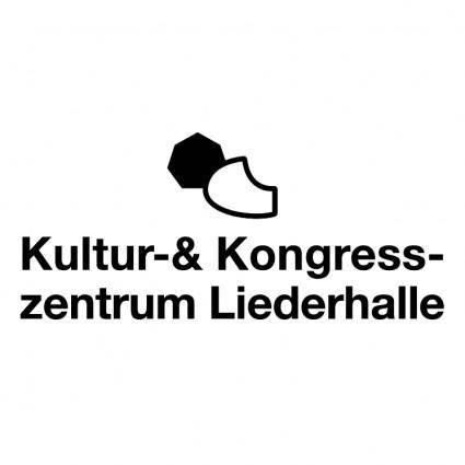 free vector Kultur kongress liederhalle 0