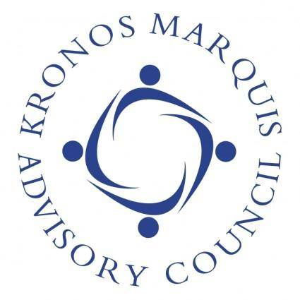 free vector Kronos marquis advisory council