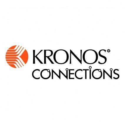 free vector Kronos connections