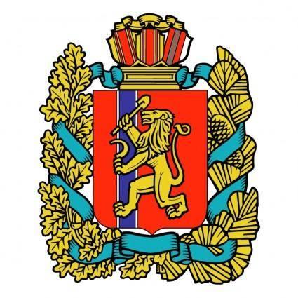 free vector Krasnoyarskiy krai