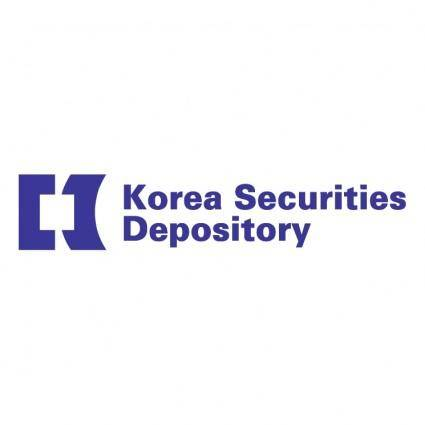 Korea securities depository