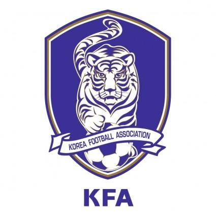 free vector Korea football association