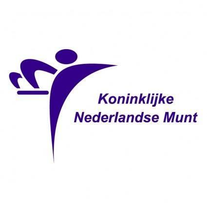free vector Koninklijke nederlandse munt