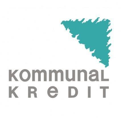 free vector Kommunal kredit