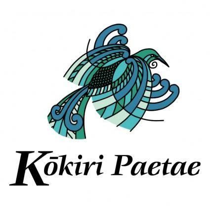 free vector Kokiri paetae