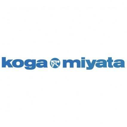 free vector Koga miyata