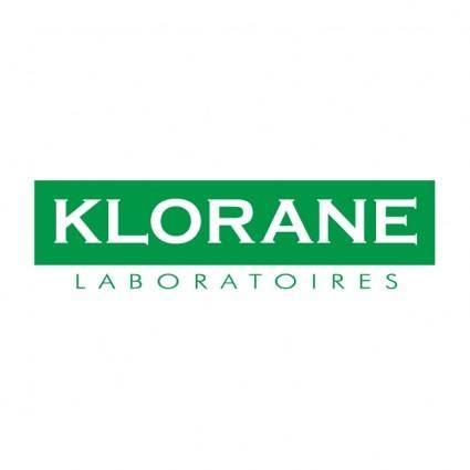 free vector Klorane laboratoires