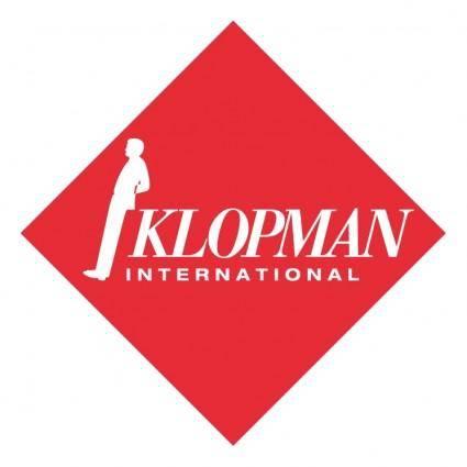 free vector Klopman