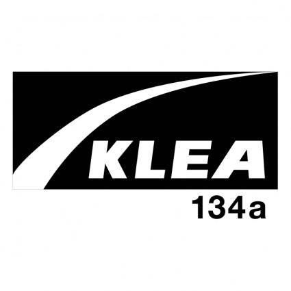 free vector Klea 134a