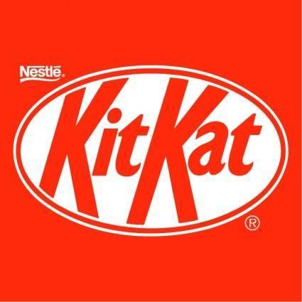 free vector Kitkat 2