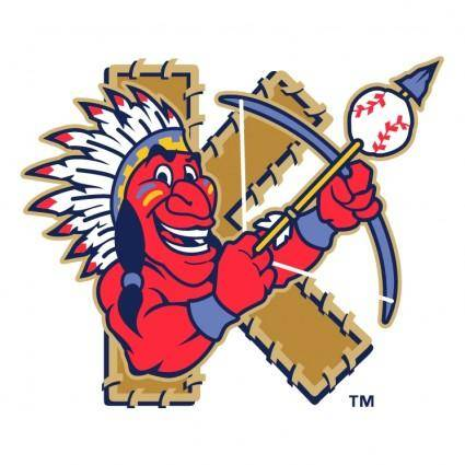 free vector Kinston indians 1