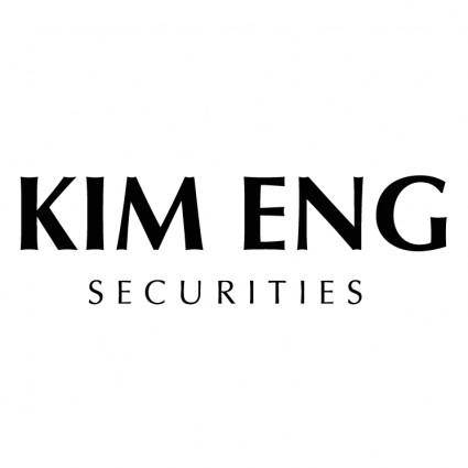 free vector Kim eng securities