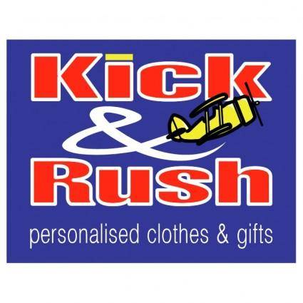 free vector Kick rush 0