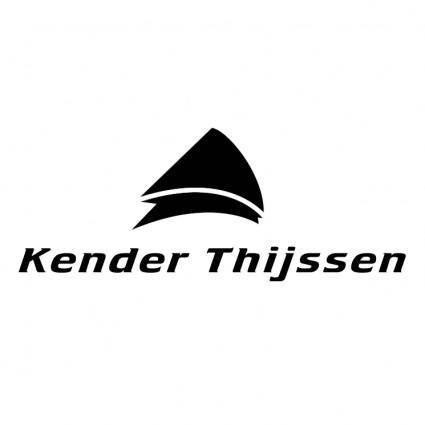 free vector Kender thijssen