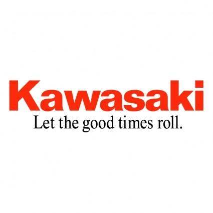 free vector Kawasaki 1