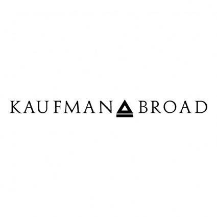 free vector Kaufman broad