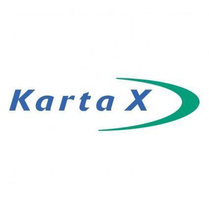 free vector Karta x