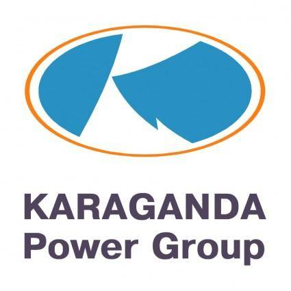 free vector Karaganda power group