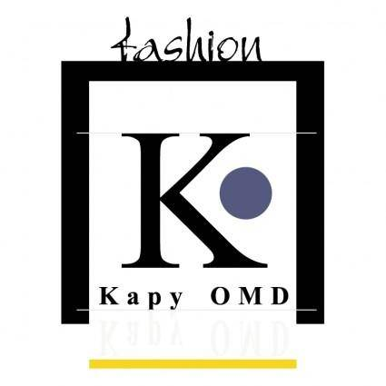 free vector Kapy omd
