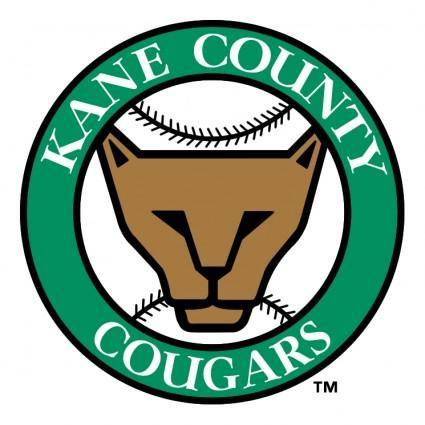 free vector Kane county cougars 1