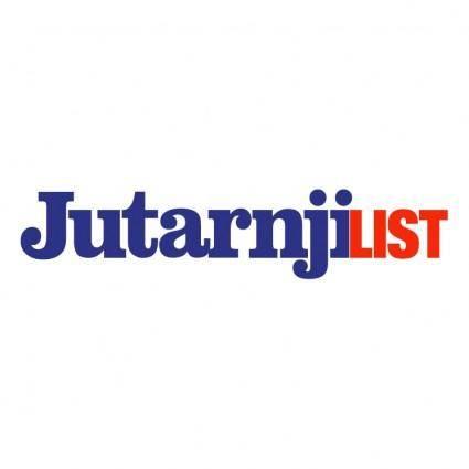 free vector Jutarnji list